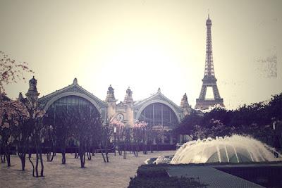 gare de Tours projet ilot Vinci tour Eiffel