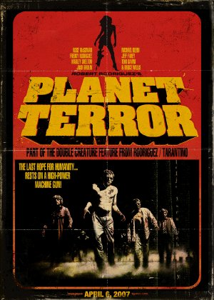 Lệnh Hủy Diệt - Planet Terror - 2007