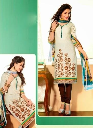 Trends of Long Kurti Churidar
