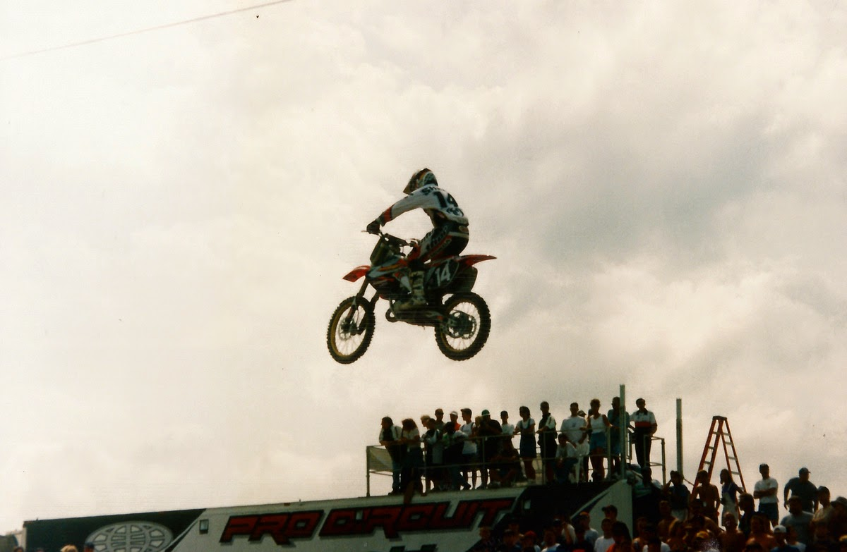 Scott Sheak High Point 1998