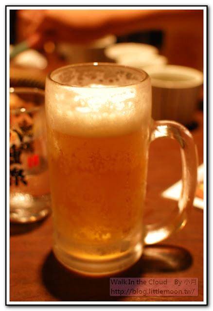 啤酒 (360円)