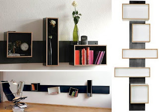 skateboard shelves 30 of the Most Creative Bookshelves Designs