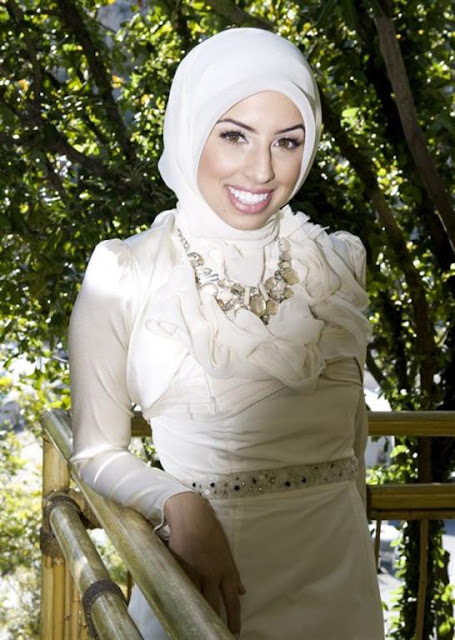 Wedding Hijab Trend