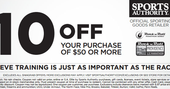 Sports authority coupons 2019 in store