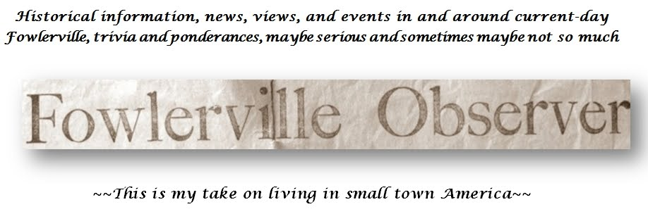 The Fowlerville Observer