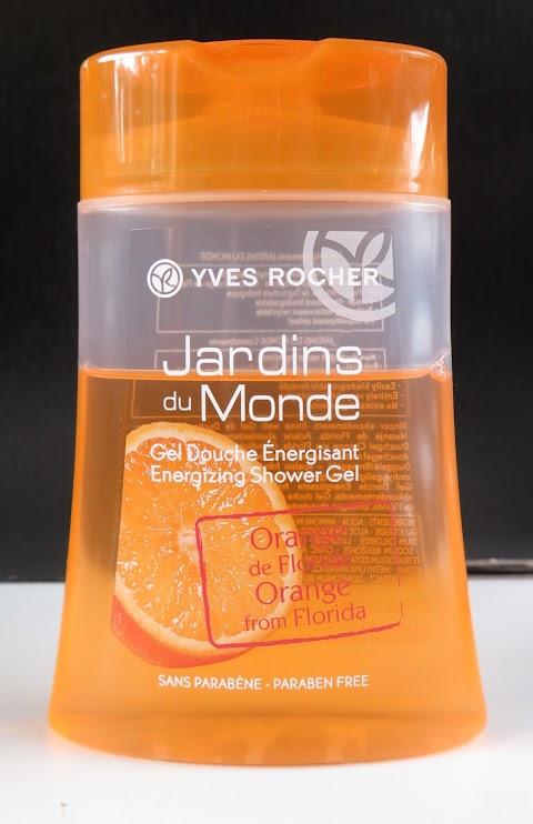 Yves rocher Jardins du monde dušo želė - pati geriausia dušo želė vasarai