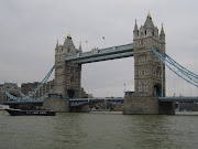 Tower Bridge is one of the great iconic structures that London has to offer. (tower bridge south shore view)