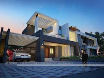 Ultra-Modern Bungalow House Plans