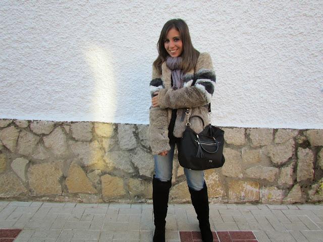 astreet style fashion blogger outfit look moda tendencia malaga españa blog