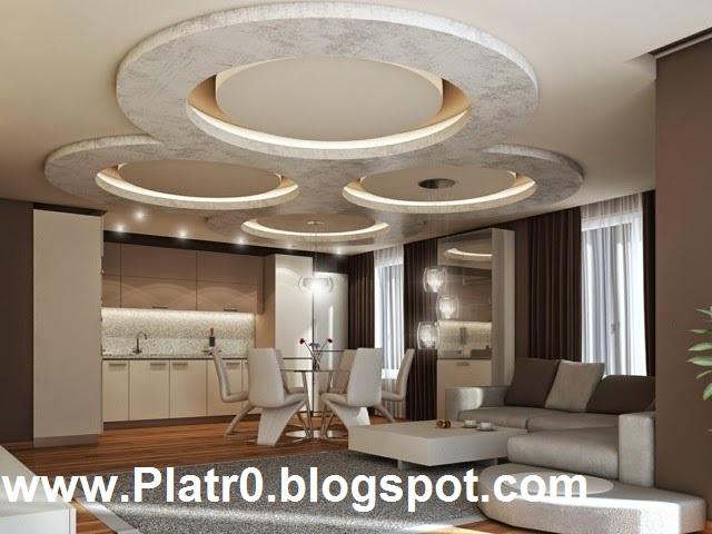 Dalle Plafond Platre France - Décoration Platre Maroc - Faux Plafond ...