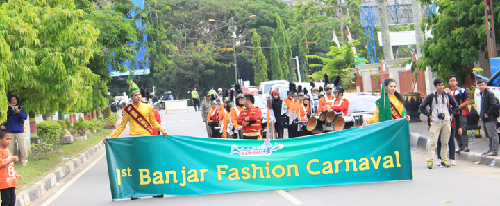 Banjar Fashion Carnaval