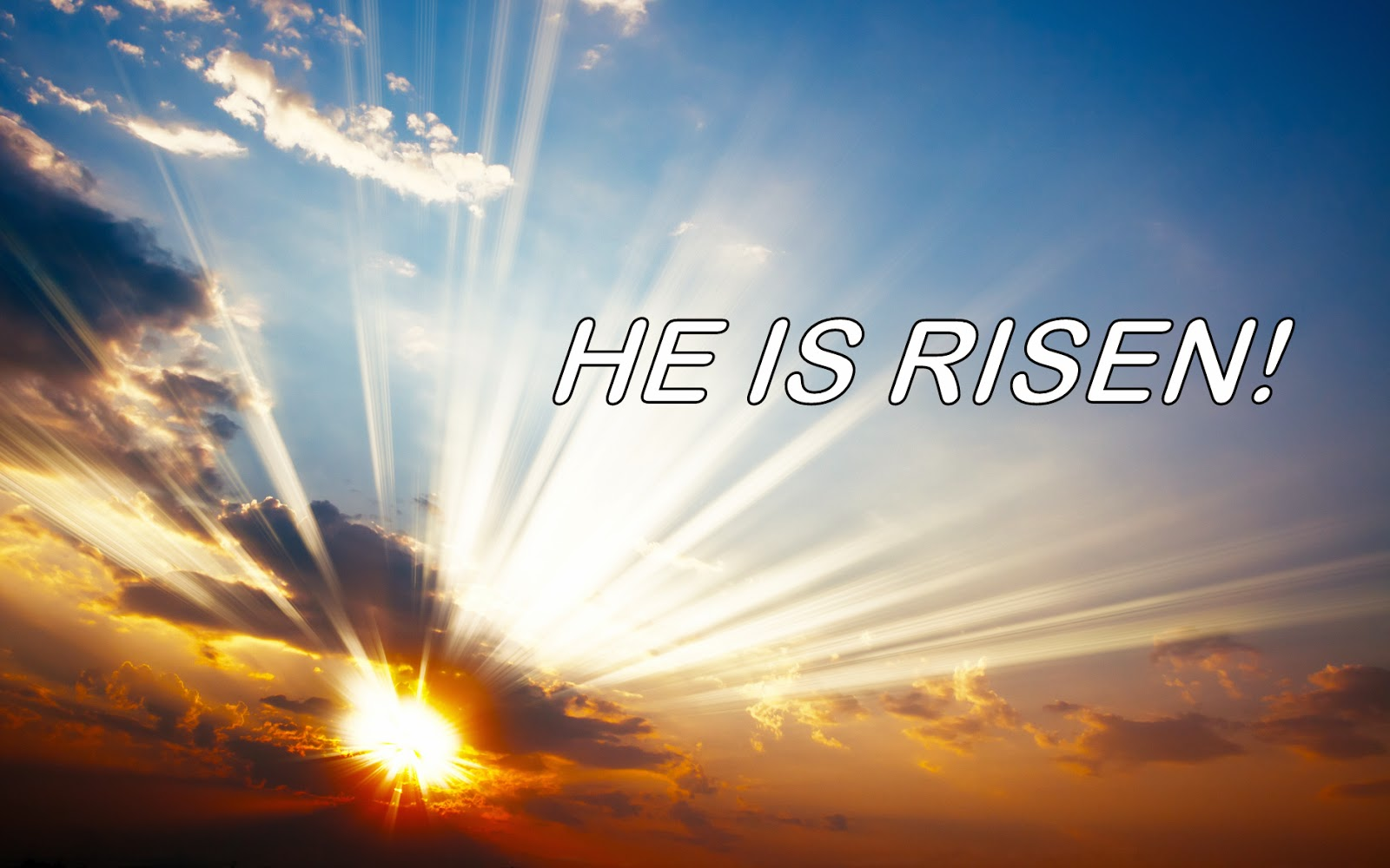 He Is Risen Finishing Well:...