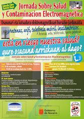 Jornada sobre Salud y Contaminación Electromagnética