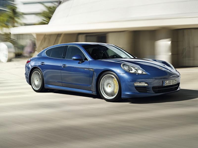 Porsche Panamera S Hybrid 2012