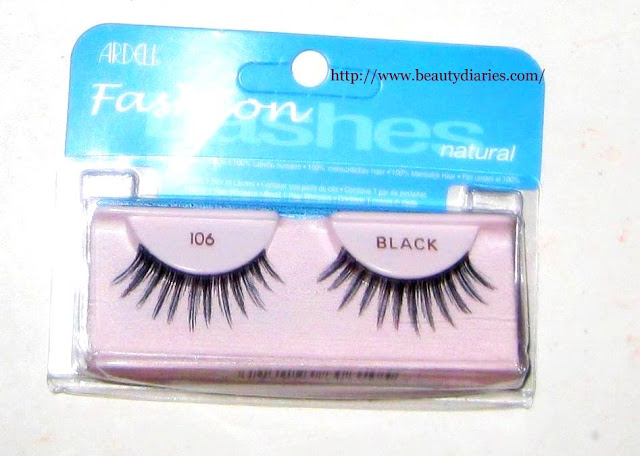 Ardell Fashion Eyelashes 106