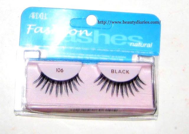 Ardell Fashion Eyelashes 106