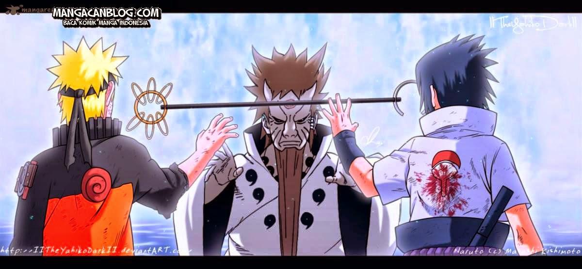 Baca Komik Naruto 672 Bahasa Indonesia