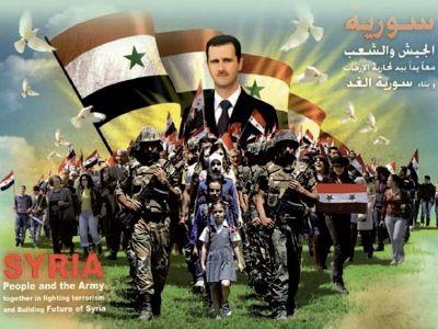 MENGAPA SYRIA TAK KALAH JUGA?