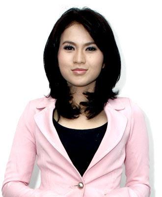 Foto Chacha Annisa Presenter TV One