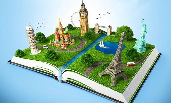 Projeto Literário: Livros e Amigos ao redor do mundo