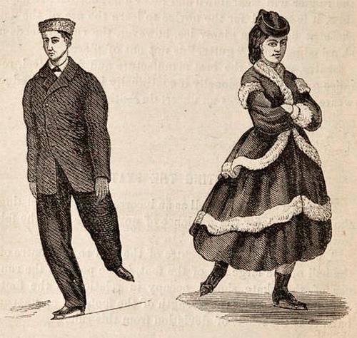 Dress of the skater