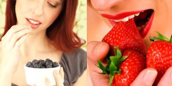 makan strawberry