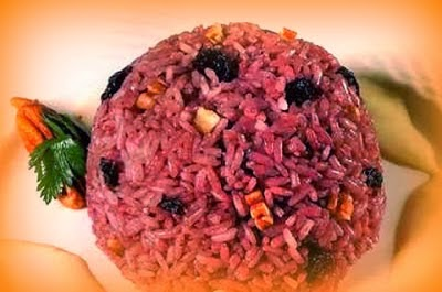 arroz con aceitunas