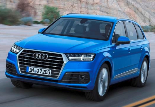 Audi Q7 2016 Release Date Australia
