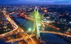 Jembatan Oliveira, Brazil.