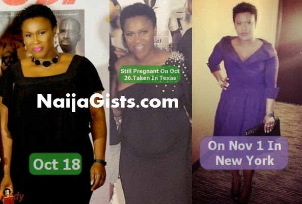 uche jombo miscarriage