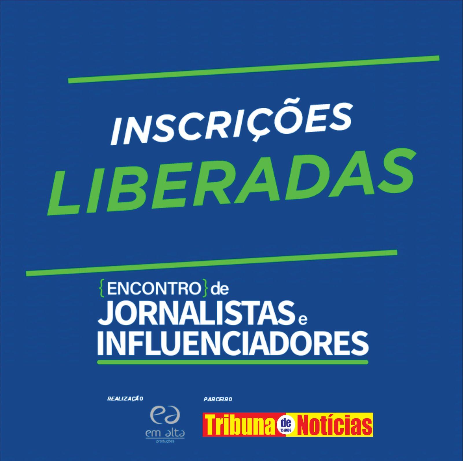 ENCONTRO DE JORNALISTAS