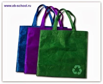 Бизнес-идея: эко-сумки