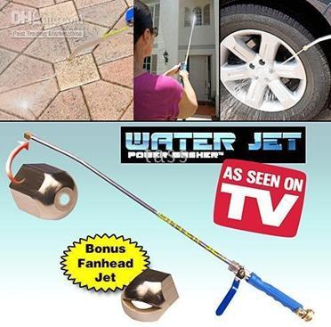 Kszenterprise water jet power washer - Turn garden hose into pressure washer ...