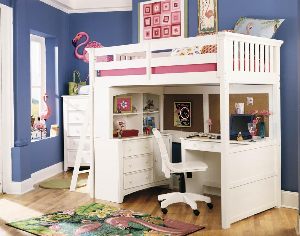 Bunk Bed With Loft