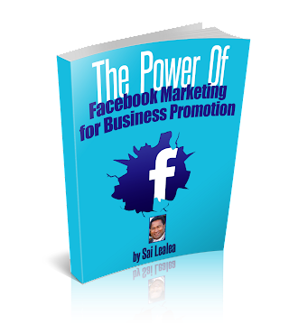 Facebook Marketing E-Book (only $1.99 US)