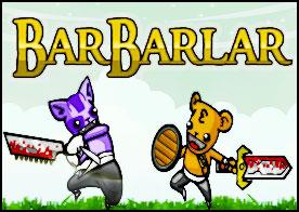Barbarlar Oyunu