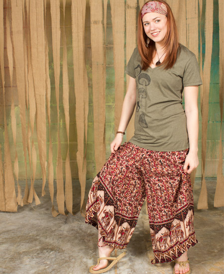 rani+tapestry+harem+pants - Tapestries You Can Wear!