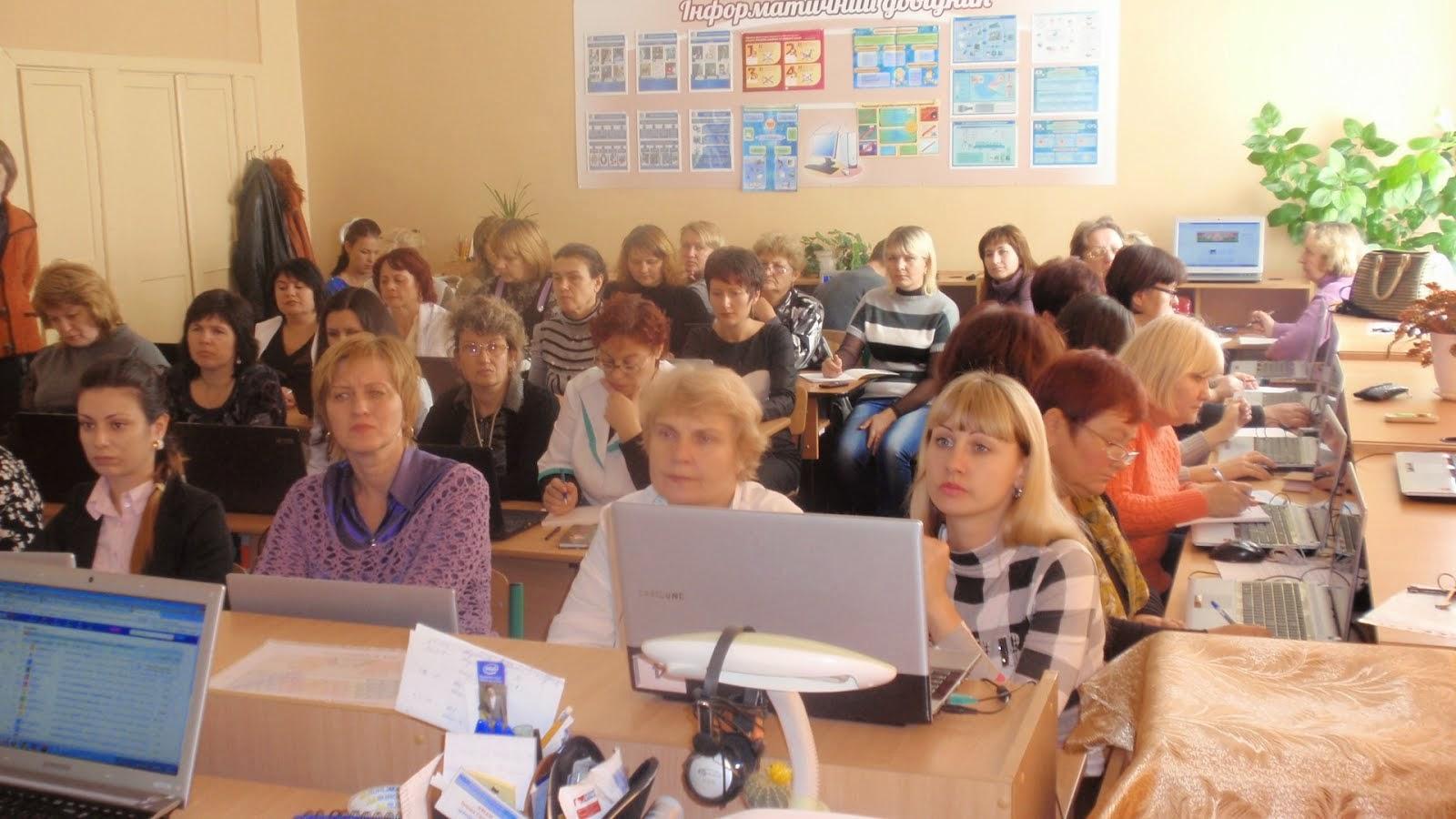 Творча група вчителів