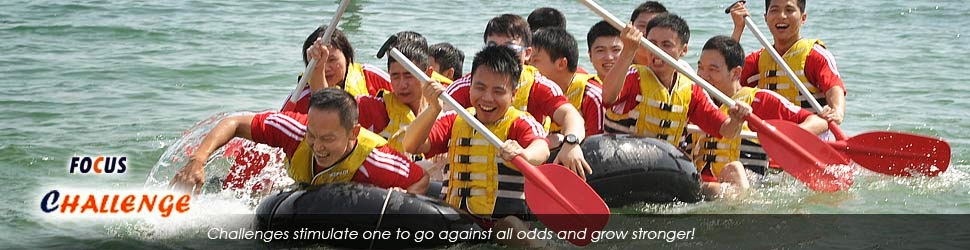 Team Building FOCUS Adventure Singapore - Where Every Moment Is A Challenge!