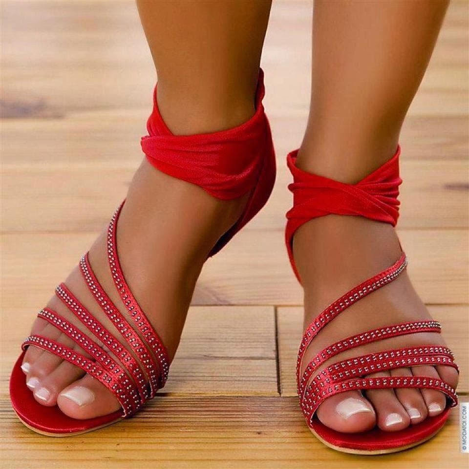 Original Sandals For Women With Flat Feet Style Concept  SundayFashionscom