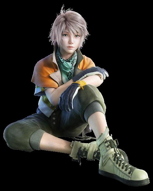 Final Fantasy Fundo invisivel Hope-estheium