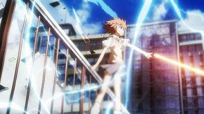 Railgun OVA