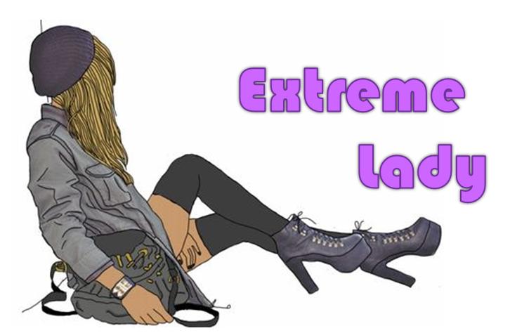 Extreme Lady