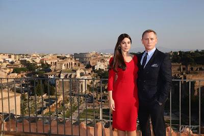 James Bond, Spectre, 007, gentleman, movie, cine, elegancia, Suits and Shirts, Daniel Craig, Christoph Waltz,
