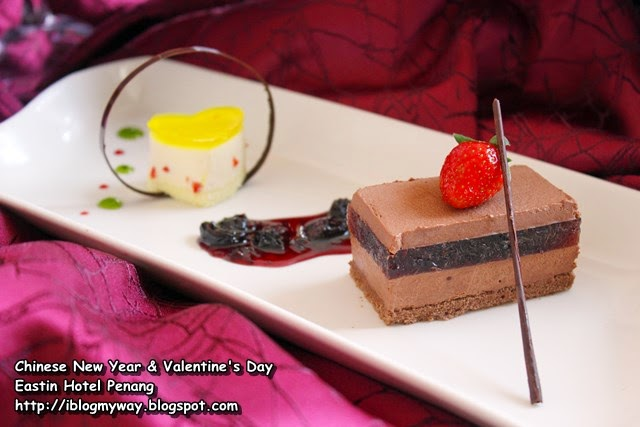 Valentine's Day & Chinese New Year Eastin Hotel Penang