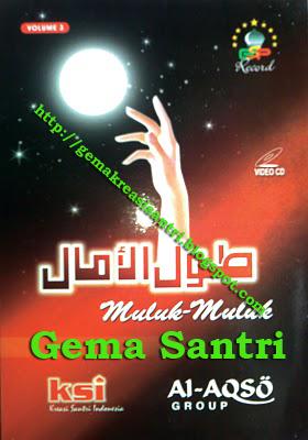 Al-Aqso - Album Muluk-Muluk Vol.3-Gema Santri