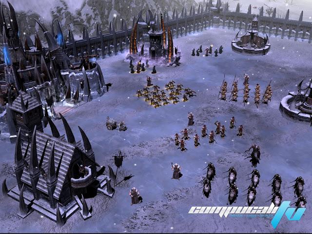 El Señor de los Anillos la Batalla por la Tierra Media 2 El Resugir del Rey Brujo PC Full