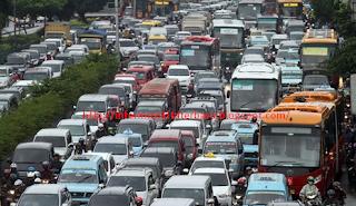 Harapan Untuk Memecahkan Kemacetan Jakarta