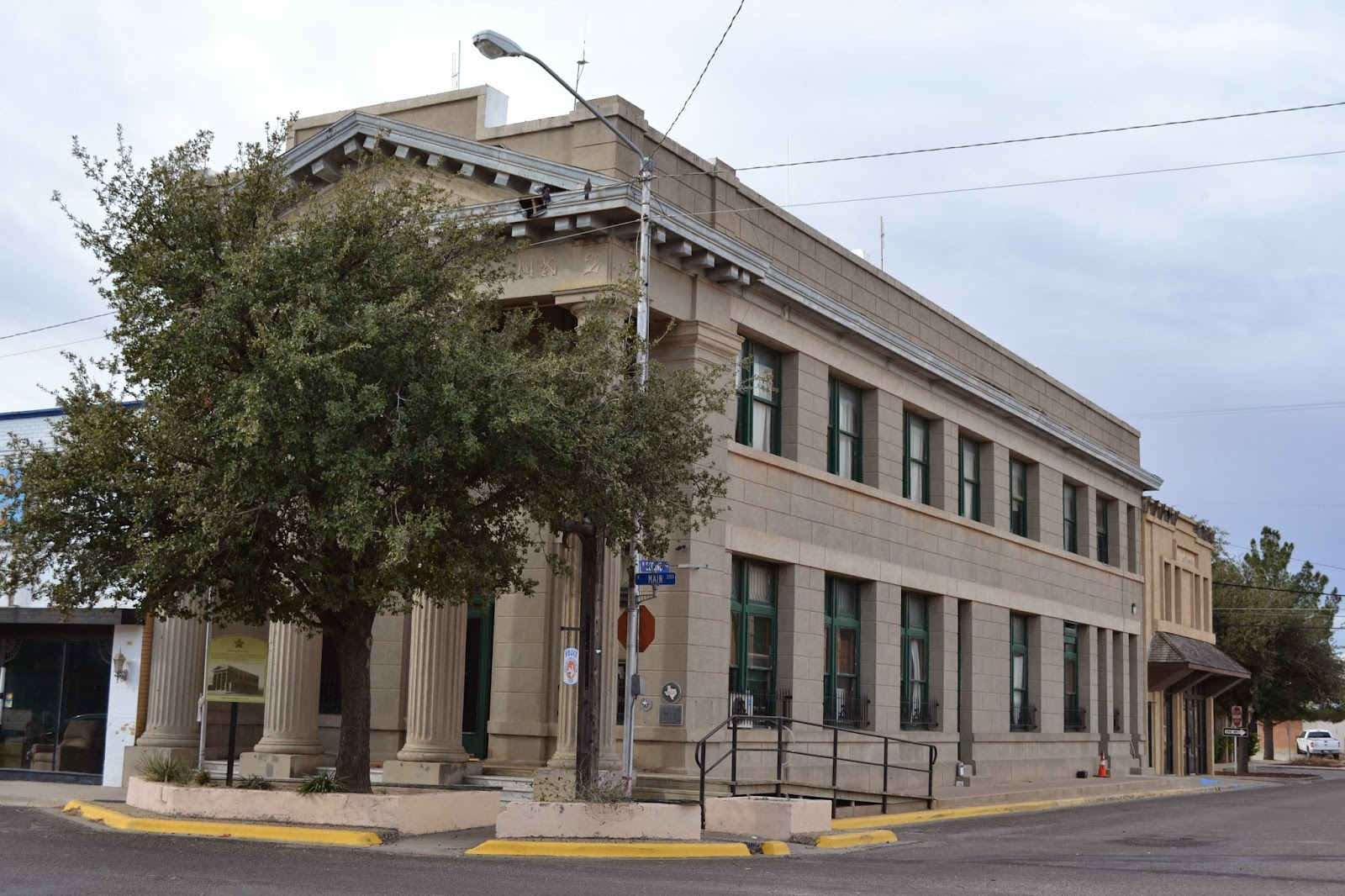 Fort Stockton Tx Building Department