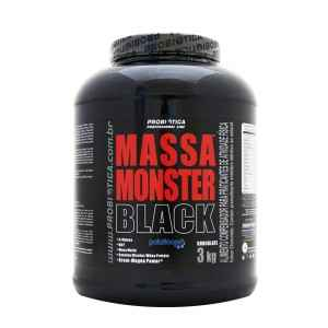 massa monster black